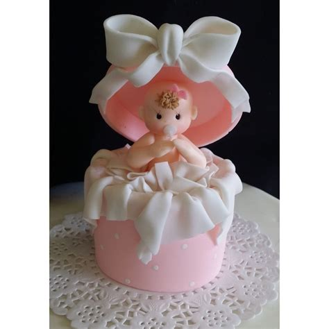 Baby In The Shower by Baby Shower Cake Topper Baby Cake Topper Baby