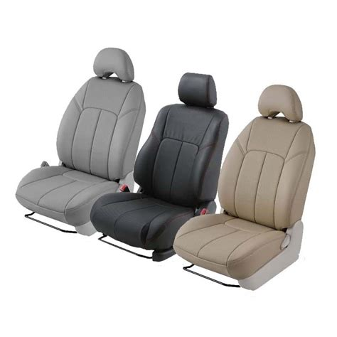 Car Seat Covers Custom Fit Clazzio Custom Fit Leather Seat Covers Chevrolet Cars