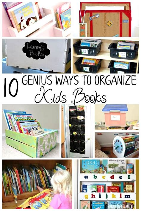 organization books 102 best images about ideas for storing children s books