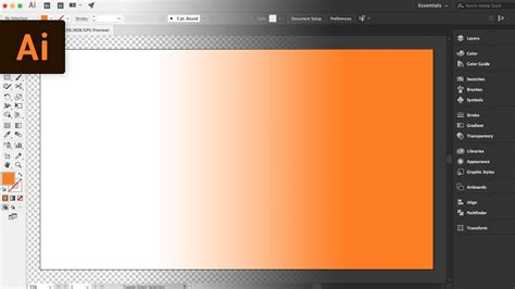 illustrator change background color how to change the background color illustrator tutorial
