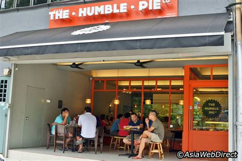 section 17 cafe the humble pie co at petaling jaya an artisanal dessert