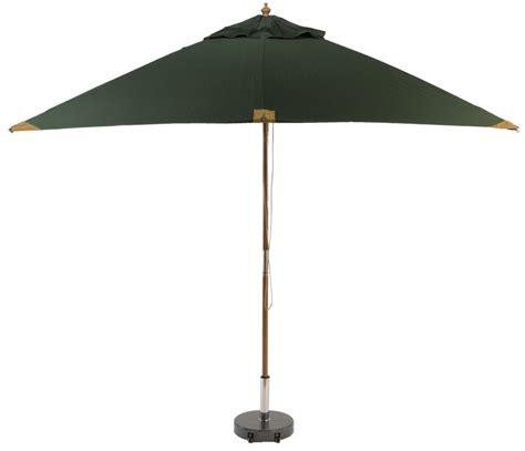Garden Parasol Accessories Sturdi Plus Square Fsc Wooden Garden Parasol 2 X 2m