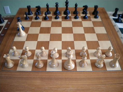 chess table set up chess table set up best value tournament chess set 90