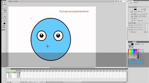 tutorial flash animation flash animation tutorial how to create eyes eye blink