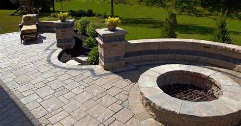 pictures of patios made with pavers do it yourself brick retaining wall seminar