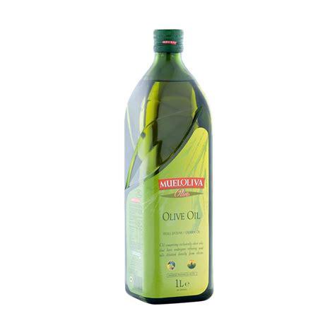 Minyak Zaitun Oliva jual mueloliva olive minyak zaitun 1 l harga kualitas terjamin blibli