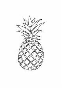 1000  Ideas About Pineapple Drawing On Pinterest sketch template