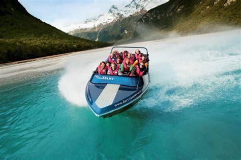jet boat queenstown dart river dart river wilderness jet boat adventure glenorchy