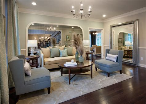 toll brothers living room living room