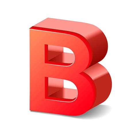 Service Letter B W Letter B Pictures Images And Stock Photos Istock