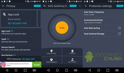 free avg for android avg antivirus for android 28 images avg