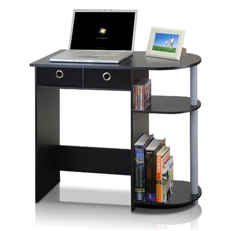 smallest computer desk small desks for small spaces