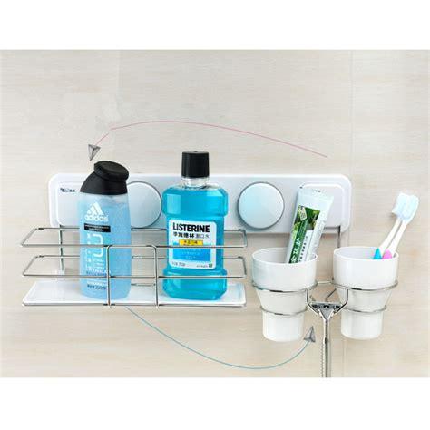 suction shelves bathroom aliexpress com buy suction bathroom shelf new design