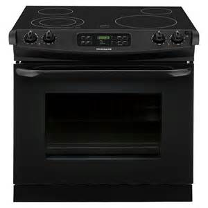 frigidaire home depot frigidaire single oven electric ranges electric ranges