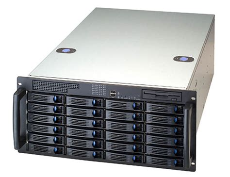 ccsi 5u 24 drive storage server