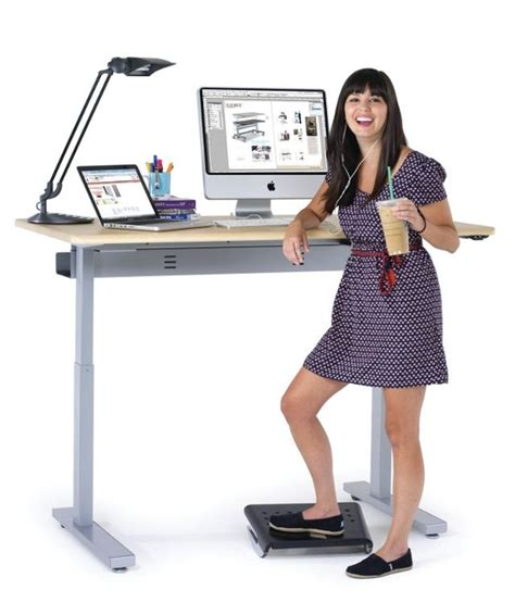 Standing Desk Accessories 25 Best Ideas About Standing Desks On Pinterest Standing Desk Height Sit Stand Desk And
