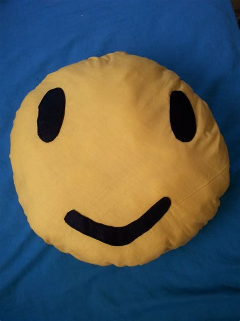 Smiley Pillows by Smiley Pillow By Aspiredwriter On Deviantart