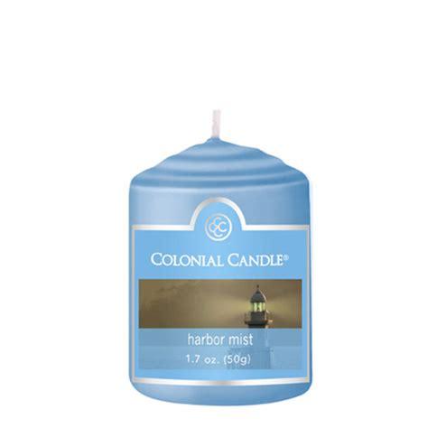 Colonial Candle Harbor Mist 1 7 Oz Votive Colonial Candle