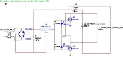 induction heater calculations powerful yet simple induction heater