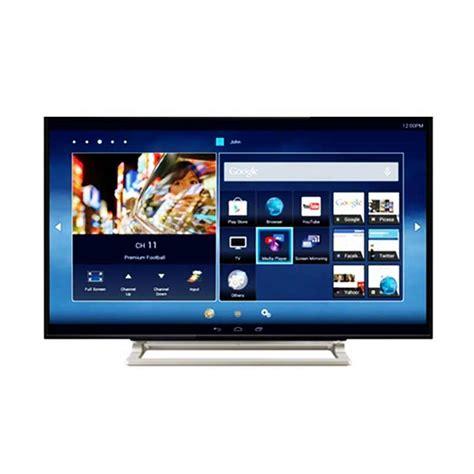 Tv Toshiba 40 Inch jual toshiba 40l5550 tv led 40 inch harga kualitas terjamin blibli