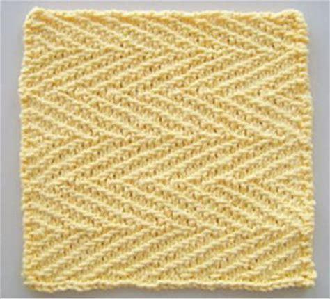 herringbone pattern in knitting herringbone linen knit dishcloth pattern allfreeknitting com
