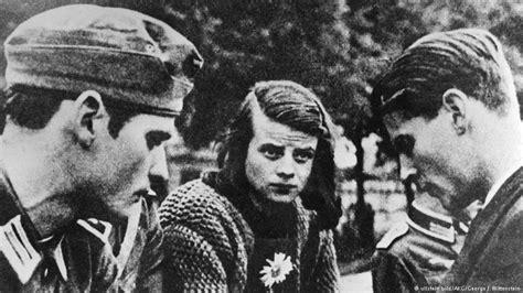 hitler biography bangla sophie hans scholl remain symbols of resistance germany