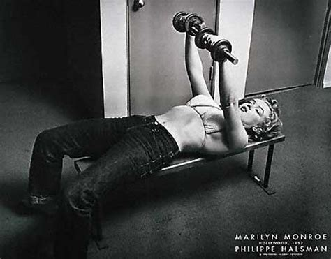 marilyn monroe bench press picture marilyn monroe on the bench coolest photos