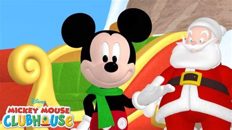 la casa de mickey mouse episodios mickey saves santa full episode mickey mouse clubhouse