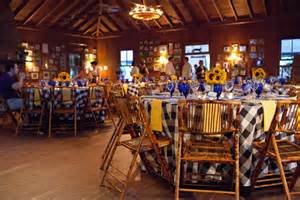 southern themed dinner denim and diamonds a southern bbq rehearsal dinner the