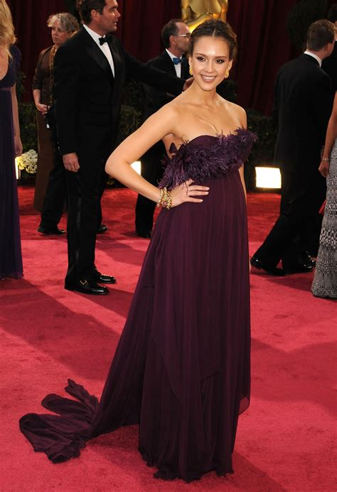 Oscars Carpet Alba by The Oscars 5 Best Dressed Baby Bumps Of All Time Momtastic