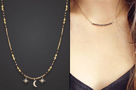 Weight Your Apples2apple Simple And Stylish by 10 Stunning Styles Of Mangalsutra For Stylish Indian