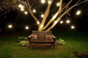 Outdoor Decorative Patio String Lights Outdoor String 15 Light Clear Incandescent Bulb 48 Black Patio Home Decor Ebay