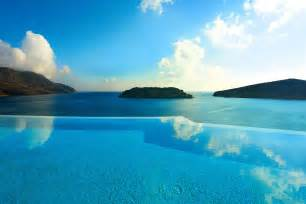 Greece Infinity Pool 69 Exquisite Infinity Pools That Will Your Mind