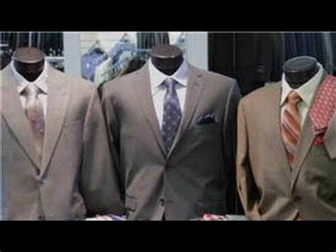 Video A Guide To Traditional Suits For Men Ehow | men s formal fashion advice a guide to traditional suits