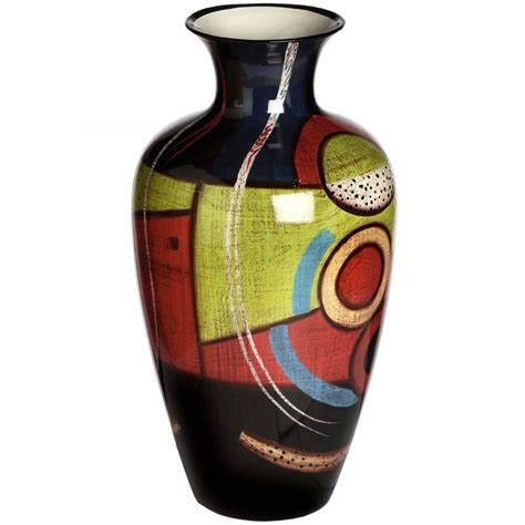 Kitchen Collection Store Hours 41cm picasso collection aboriginal hand painted ceramic vase