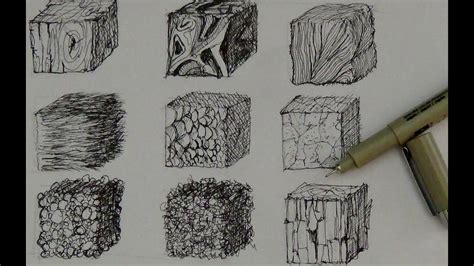 7 Drawing Techniques by Pen And Ink Drawing Tutorials How To Create Realistic