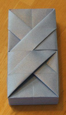 Wrapping Paper Folding Techniques - 1000 ideas about origami box tutorial on