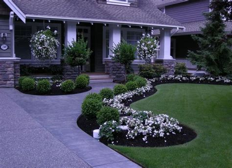 landscape design front yard curb appeal 25 best ideas about yard landscaping on front