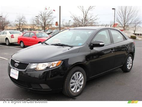 new ex black 2010 kia forte ex in black 829474 nysportscars