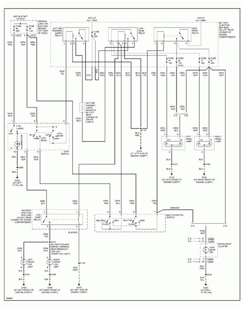 ford focus wiring diagram 2005 wiring diagram with