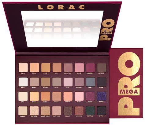 Lorac Mega Pro 4 Palette lorac 2014 the mega pro palette bellbellebella