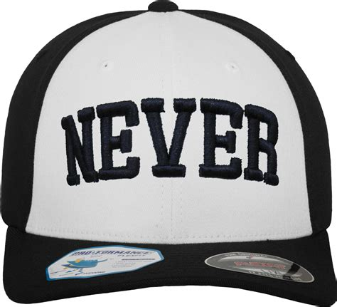 navy and white l gorra flexfit performance navy white l xl nevericant