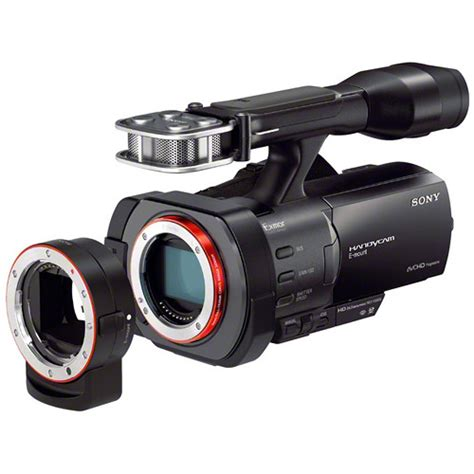 best handycam camcorder sony nex vg900 frame interchangeable lens nex vg900 b h