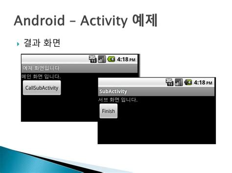 layout in android ppt ppt android activity layout view powerpoint