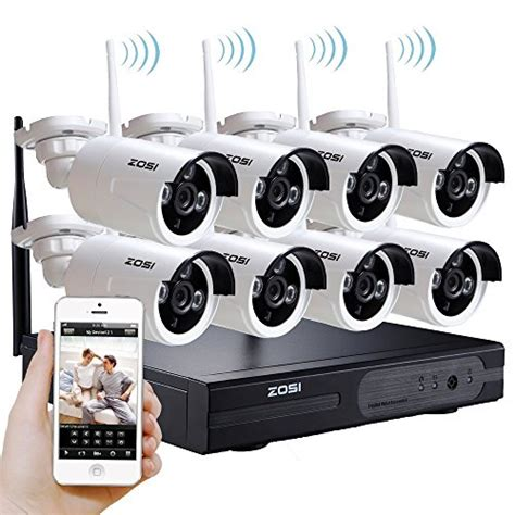 zosi 960p security wireless system 8ch wireless