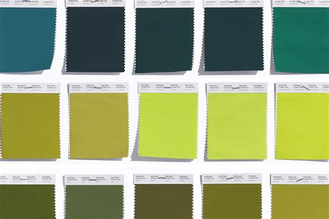 de colores store pantone green color article store pantone