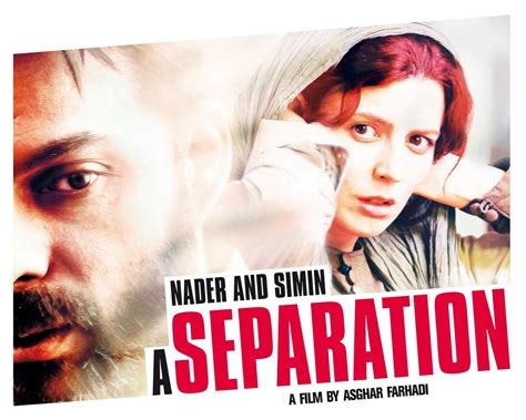 the separation a letter from the leading actor of a separation to asghar farhadi