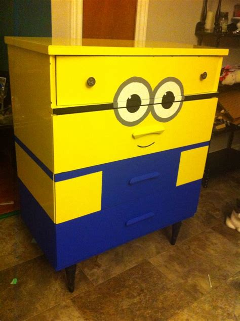 Minion Furniture by Minion Dresser Decorating Ideas Home Best
