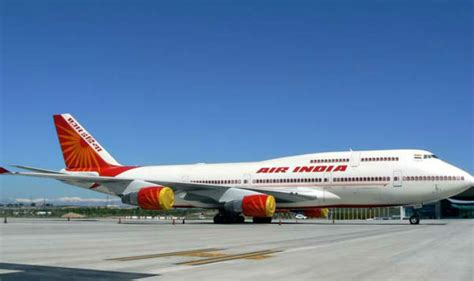 Infus Air air india flight lands at indira gandhi international airport emergency conditions india