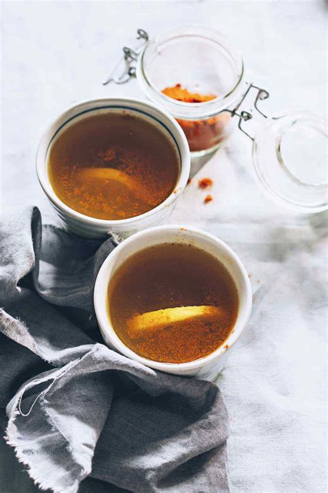 Cayenne Pepper Detox Tea by Cayenne Pepper Detox Tea With Turmeric And Coconut